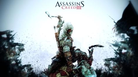 Assassin's Creed 3 Wallpaper 2