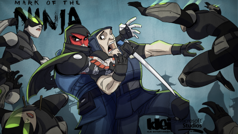 Mark of the Ninja Wallpaper 3