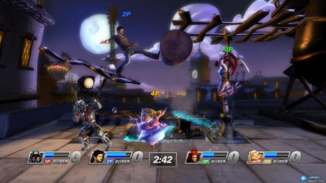 PlayStation All-Stars Battle Royale Screenshot 3