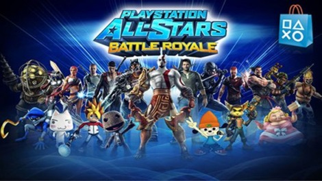 PlayStation All-Stars Battle Royale Wallpaper 4