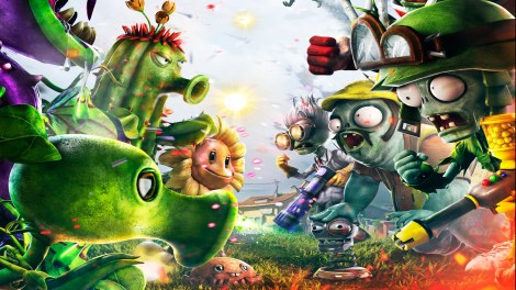 Plants vs Zombies Garden Warfare Wallpaper