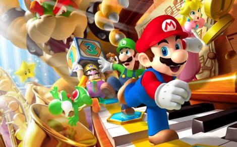Super Mario 3D World Wallpaper 2