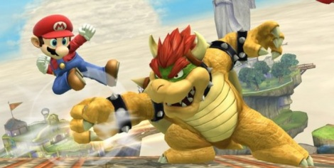 Super Smash Bros Wii U Screenshot