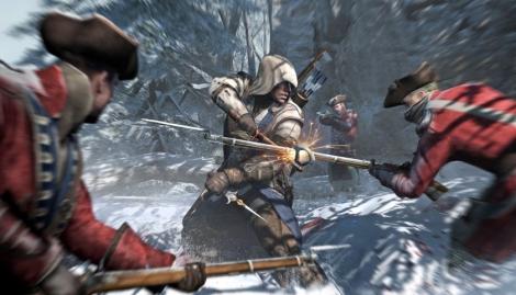 Assassin's Creed 3 Screenshot 2