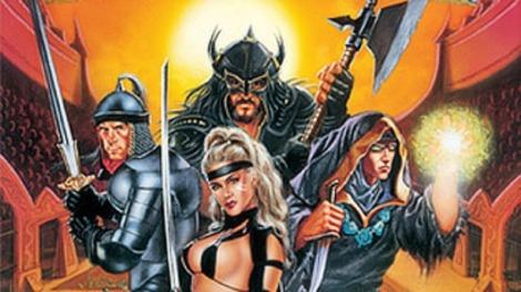 Elder Scrolls Arena Banner