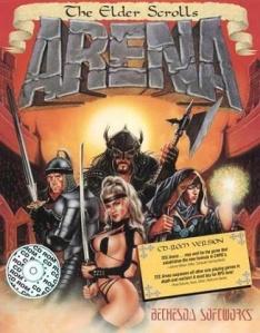 Elder Scrolls Arena