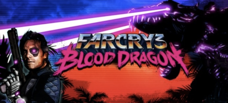 Far Cry 3 Blood Dragon Banner (Cropped)