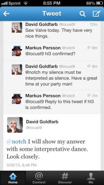 Half-Life 3 Valve Tweets