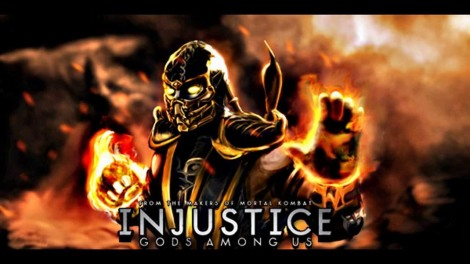 Injustice Gods Among Us Scorpion