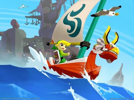 Legend of Zelda Wind Waker Wallpaper