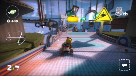 LittleBigPlanet Karting Screenshot
