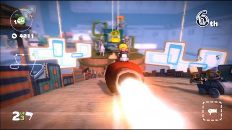 LittleBigPlanetKarting Screenshot 2
