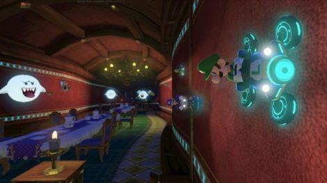 Mario Kart 8 Luigi Screenshot
