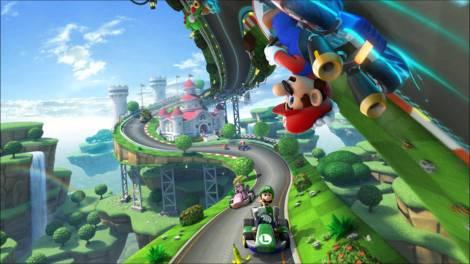 Mario Kart 8 Wallpaper
