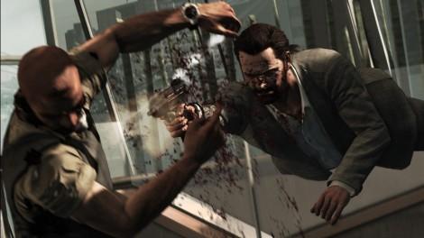 Max Payne 3 Diving