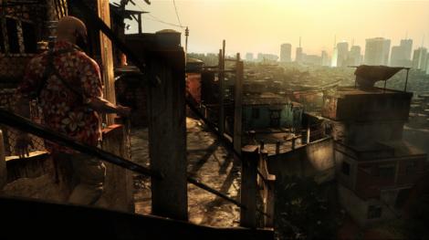 Max Payne Location