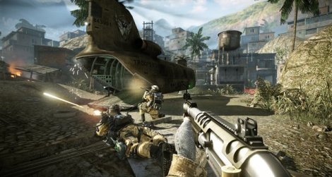 Medal of Honor Warfighter Screenshot