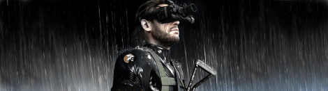 Metal Gear Solid V Wallpaper (Cropped)