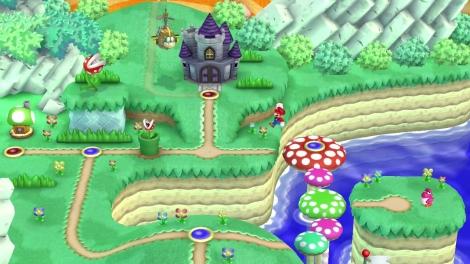New Super Mario Bros U Screenshot 3