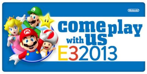 Nintendo E3 Image