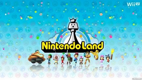Nintendo Land Wallpaper 2