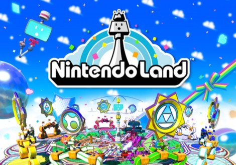 Nintendo Land Wallpaper