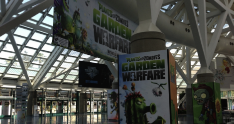 Plants vs. Zombies Garden Warfare E3