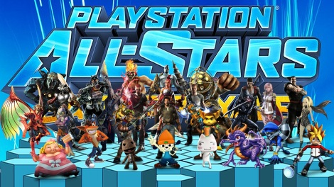 PlayStation All-Stars Battle Royale Wallpaper 3