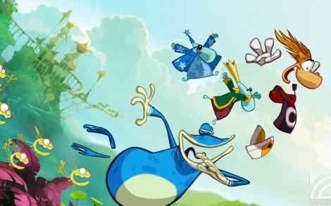 Rayman Wallpaper