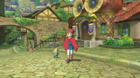 Ni No Kuni Screenshot 1