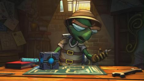 Sly Cooper; Thieves in Time Screenshot 3