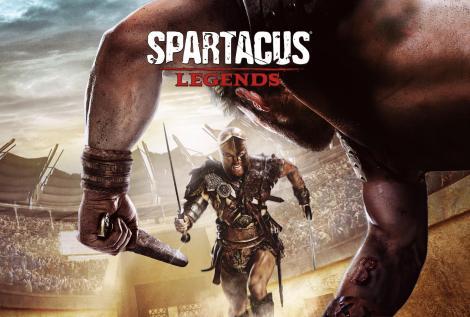 Spartacus Legends Wallpaper