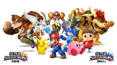 Super Smash Bros Wii U Wallpaper