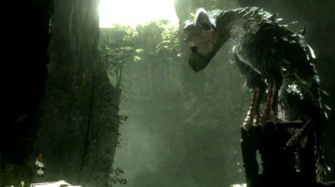 The Last Guardian Chasm Screenshot