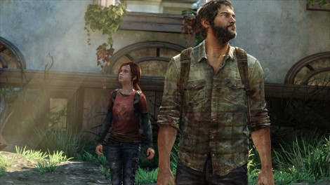 The Last of Us Ellie & Joel