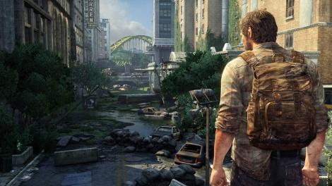 The Last of Us Joel Road
