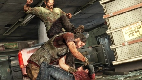 The Last of Us Joel Stomp