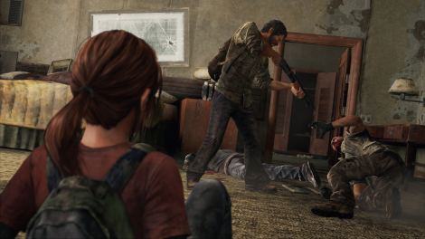 The Last of Us Shotgun
