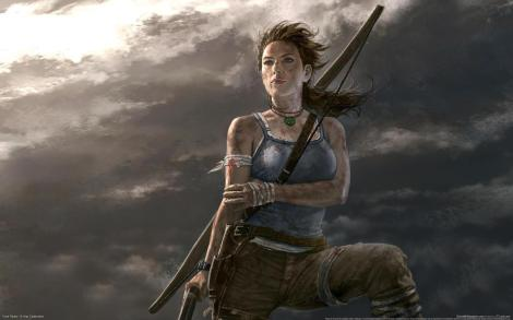 Tomb Raider Dark Skies