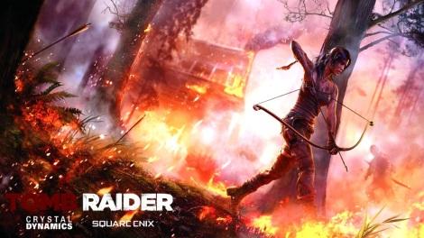 Tomb Raider Fire