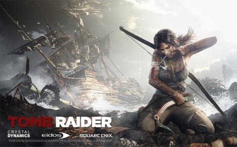 Tomb Raider Ship Wreck
