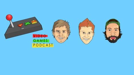 VxM Videogames Podcast Banner