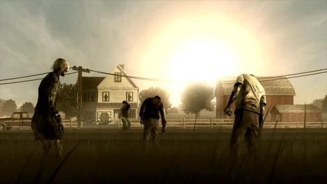 Walking Dead The Game Wallpaper