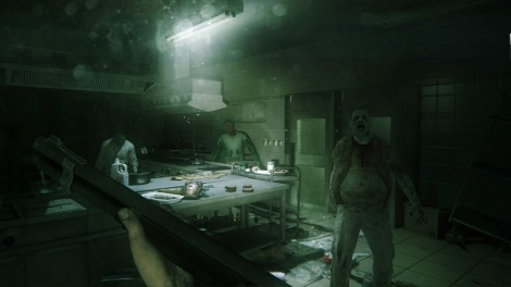 ZombieU Screenshot 3