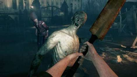 ZombieU Screenshot