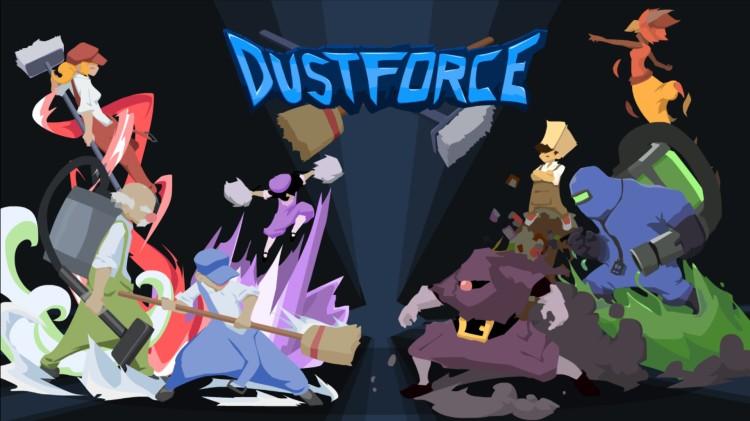 Dustforce Wallpaper