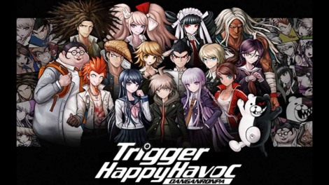 Danganrompa Wallpaper