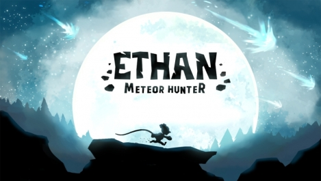 Ethan; Meteor Hunter Wallpaper 3