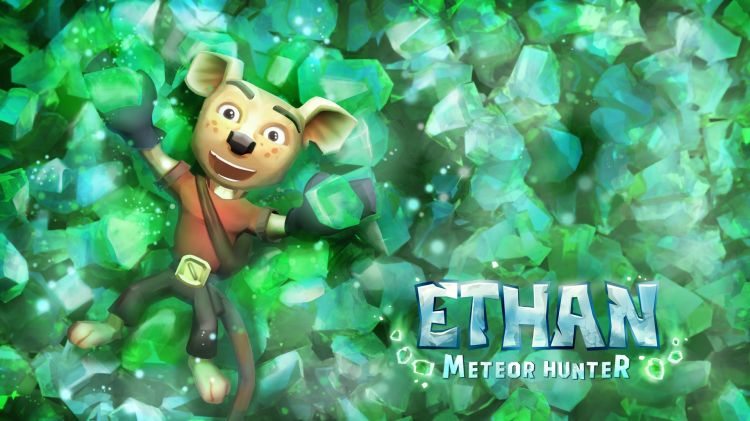 Ethan; Meteor Hunter Wallpaper